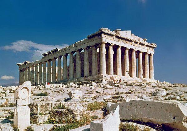 Los 7 Templos Griegos Más Famosos Que Deberías Conocer Verbling